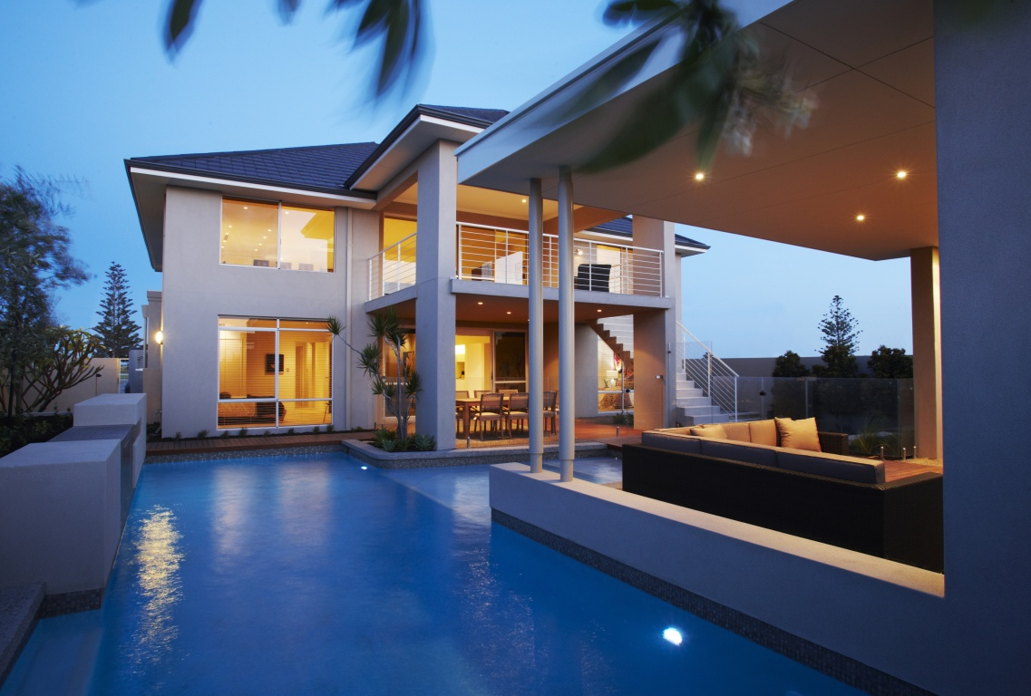 modern house real estate australia